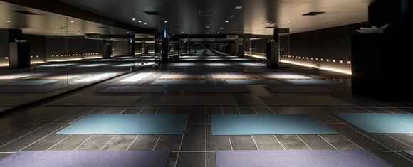 カルドグラン新横浜の施設情報-女性専用のヨガスタジオ