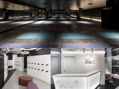 ホットヨガスタジオ・カルドGRAN新横浜店の店舗情報